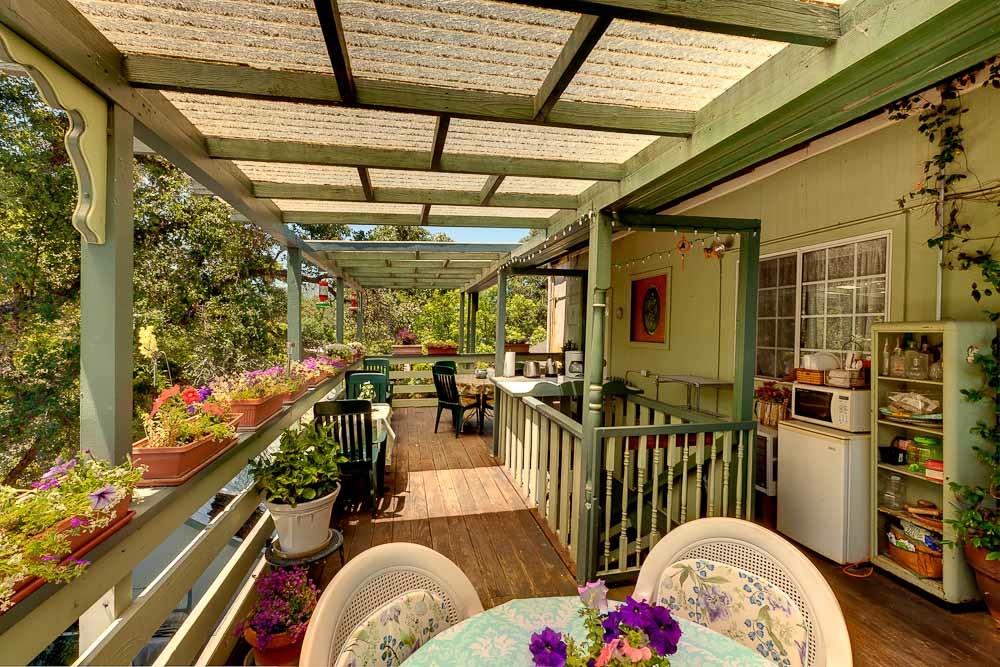 mariposa creek garden veranda