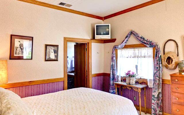yosemite hotel room